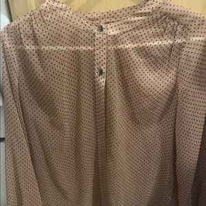 Madewell Broadway & Broome Blouse